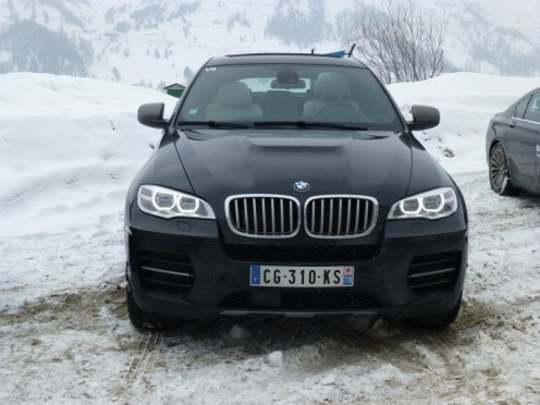 BMW xDrive X6 01