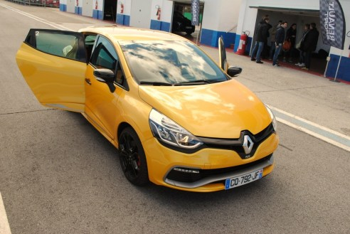CLIO ESTATE RS 161