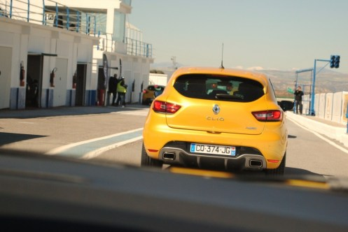 CLIO ESTATE RS 201