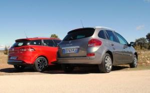 CLIO ESTATE RS 212