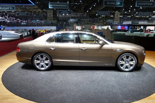 Genève 2013 Bentley 003