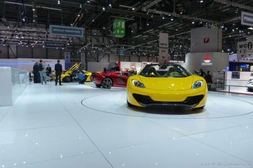 Genève 2013 McLaren 001