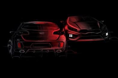 Kia pro-cee'd GT Sketch design (3)