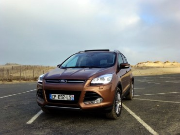 essai ford kuga tdci 163 ch 4x4 the great escape blog automobile. Black Bedroom Furniture Sets. Home Design Ideas