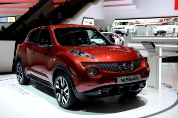 Nissan Juke Connect Edition