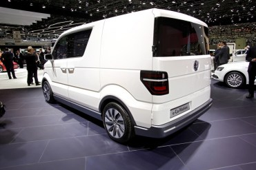 VW E-Co-Motion