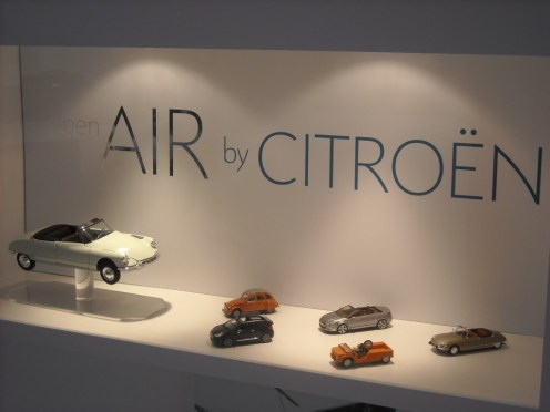 Air Citroën miniatures (2)