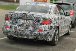 BMW Série 2 photos volées (2)