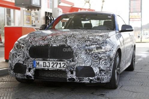 BMW Serie 2 photos volées (2)