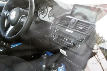 BMW Serie 2 photos volées (3)
