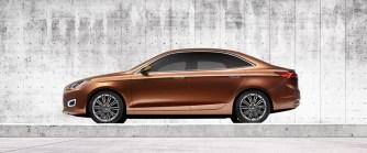 Ford Escort Concept Shanghai 2013 (4)