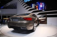 Geely Emgrand KC Concept 1