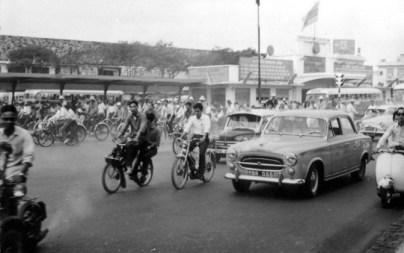 Peugeot 403 Vietnam