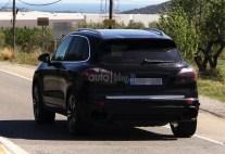 Porsche Cayenne 2014 Spyshots (4)
