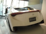 Toyota FT HS (10)