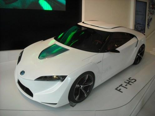 Toyota FT HS (6)