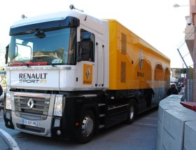 Camion Renault F1