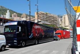 Camion Toro Rosso
