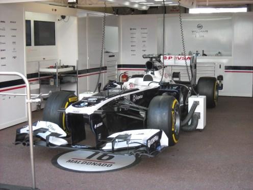 Williams F1 (2)