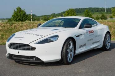 Aston Martin DB9 Hybride