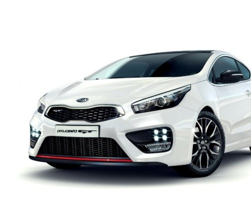 Kia Pro_cee'd GT First Edition