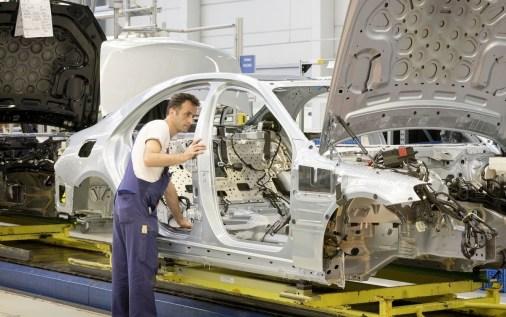 MB Classe S début de production