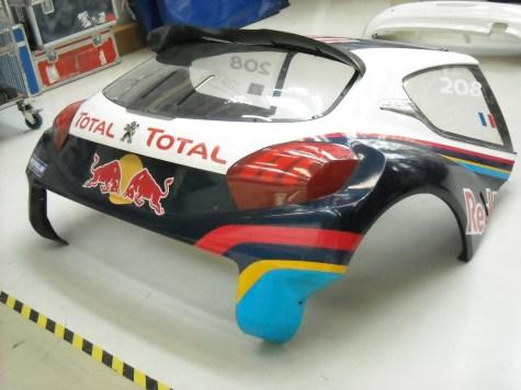 pièces Peugeot 208 Pikes Peak (11)