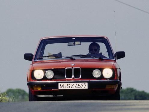 BMW-524td-E28