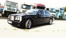 Bentley Arnage 118