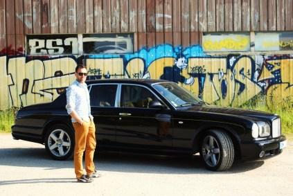 Bentley Arnage 141