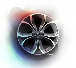 Détails design Peugeot 208 (1)