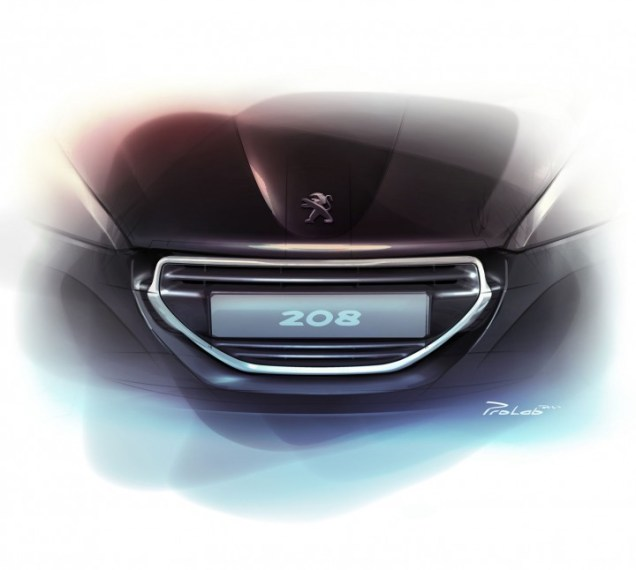 Détails design Peugeot 208 (3)