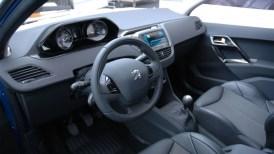 Intérieur Peugeot 208 projet A9 (3)