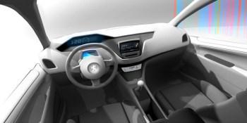 Intérieur Peugeot 208 projet A9 (5)