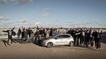 Peugeot 208 Equipe design (1)