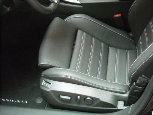 opel insignia 2014 premi res impressions statiques. Black Bedroom Furniture Sets. Home Design Ideas