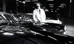 Enzo Ferrari et ses autos dans les années 1960