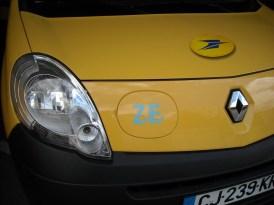Kangoo Z.E. Renault La Poste (19)