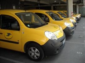 Kangoo Z.E. Renault La Poste (33)