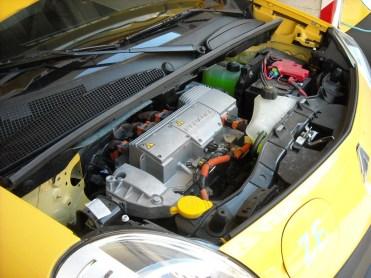 Kangoo Z.E. Renault La Poste (61)