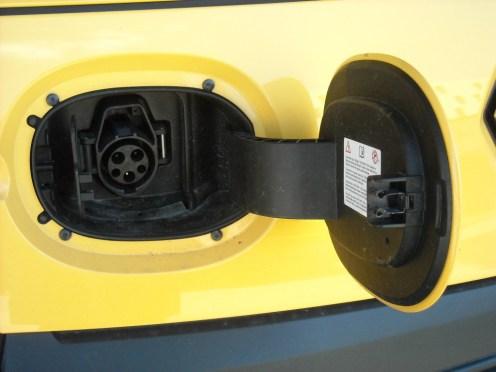 Kangoo Z.E. Renault La Poste (62)