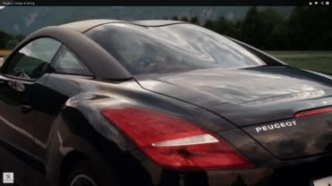 Peugeot Design & Driving3