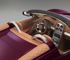 Spyker B6 Venator Spyder Concept