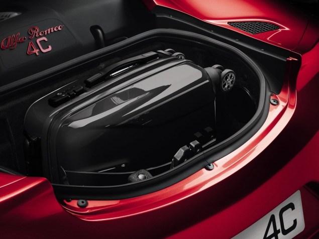 Alfa Romeo 4C 2014