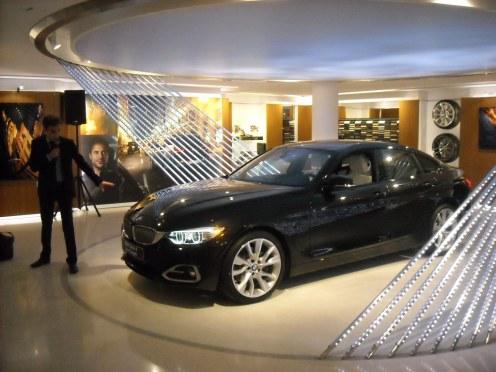 BMW Série 4 GranCoupé (3) Closed Room