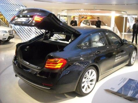 BMW Série 4 GranCoupé (9) Closed Room