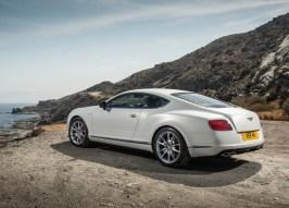 Bentley Continental GT V8S 2014