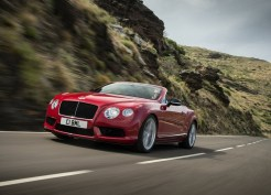 Bentley Continental GT V8S Cabriolet 2014