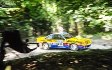 Goodwood Forest Rally Stage