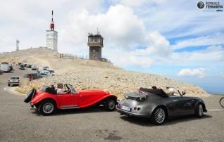 Voitures Mont Ventoux